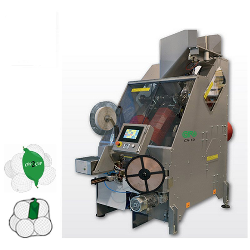 CA-10 net clipping machine main