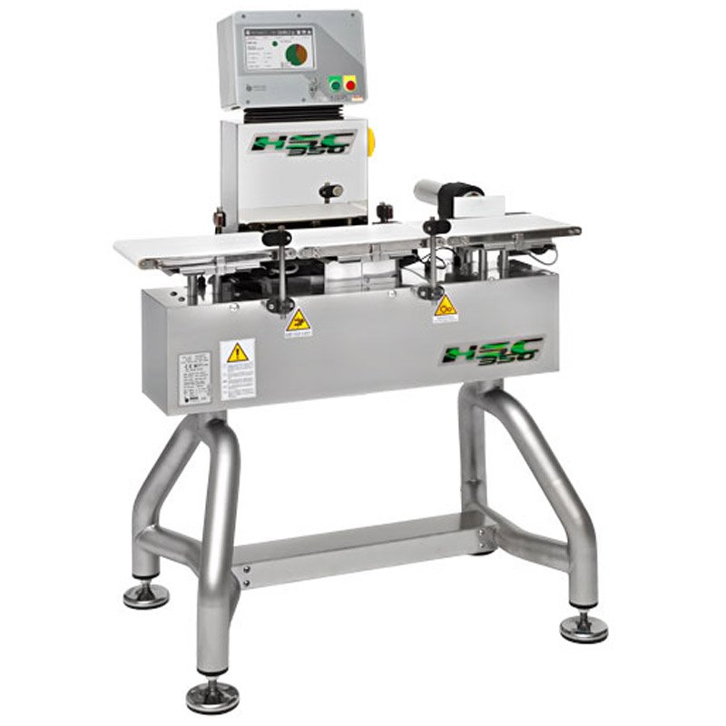 G series checkweigher main