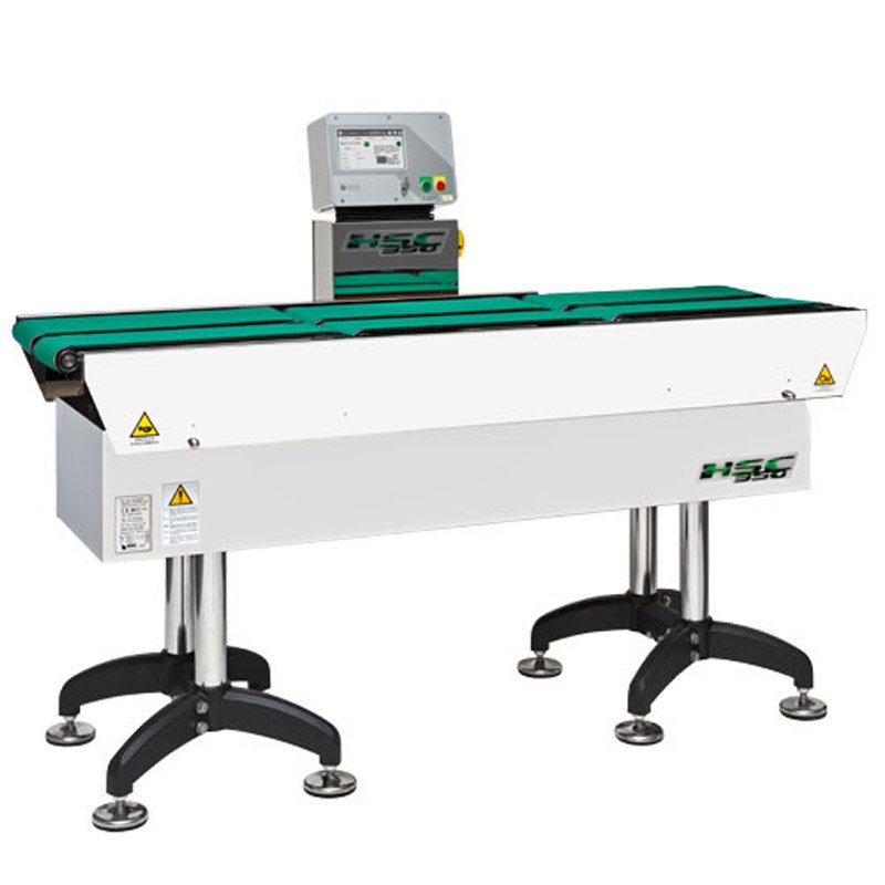 H series checkweigher main