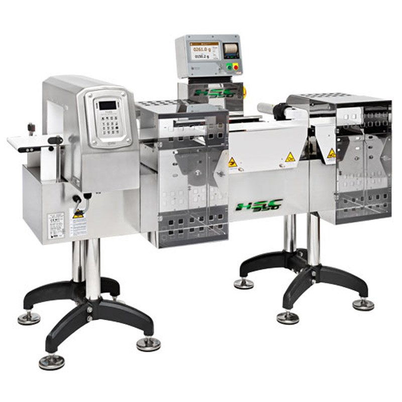 M C Series metal detector main