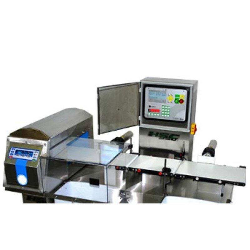 MP series metal detector main